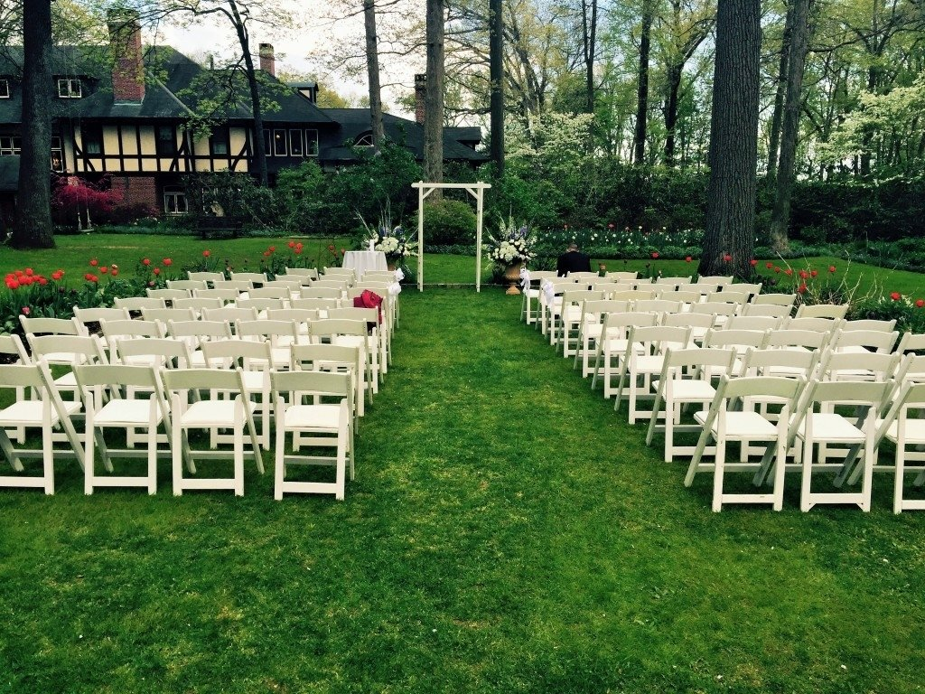 10 Attractive Outdoor Wedding Ideas For Spring real wedding inspiration spring garden weddings gramercy mansion 2020