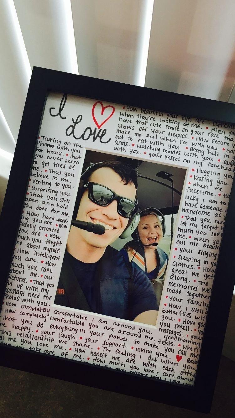reasons why i love you photo frame | boyfriend stuff. | pinterest
