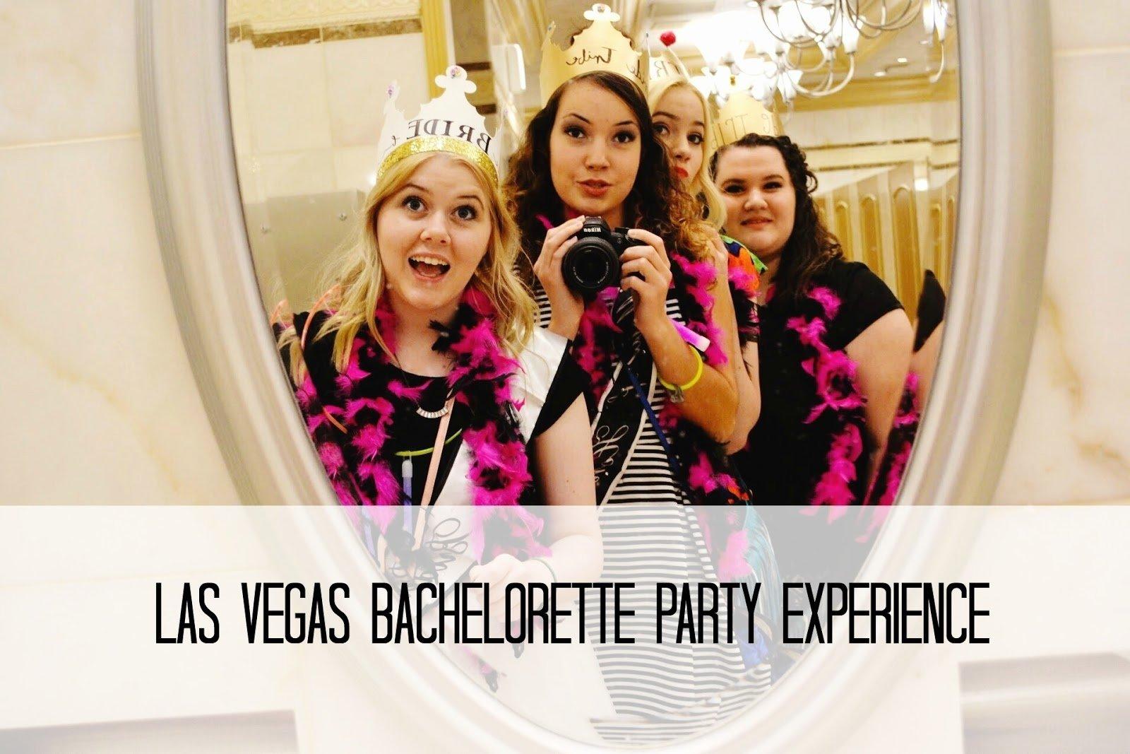 10 Most Popular Bachelorette Party Ideas For Under 21 rebecca etc crazy las vegas bachelorette party experience 2020