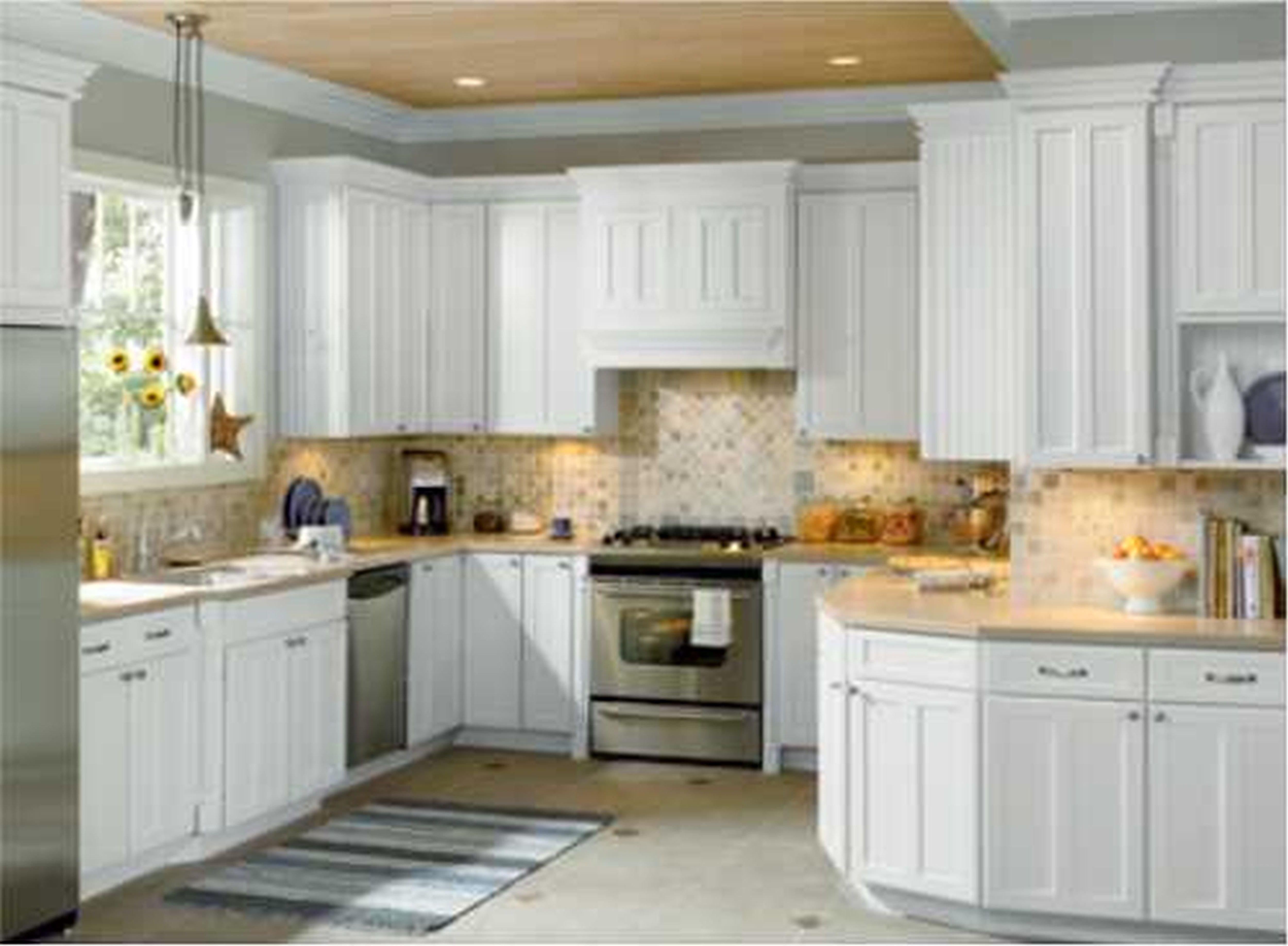 10 Stunning Backsplash Ideas For Kitchens Inexpensive rectangle silver sink decor idea kitchen backsplash ideas for white 2021