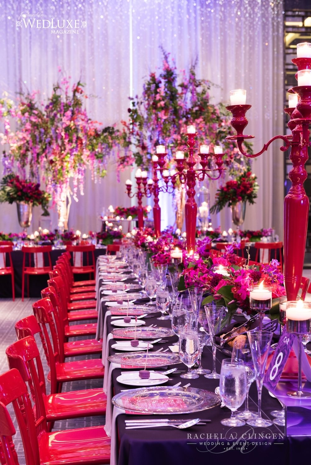 10 Famous Purple And Red Wedding Ideas
