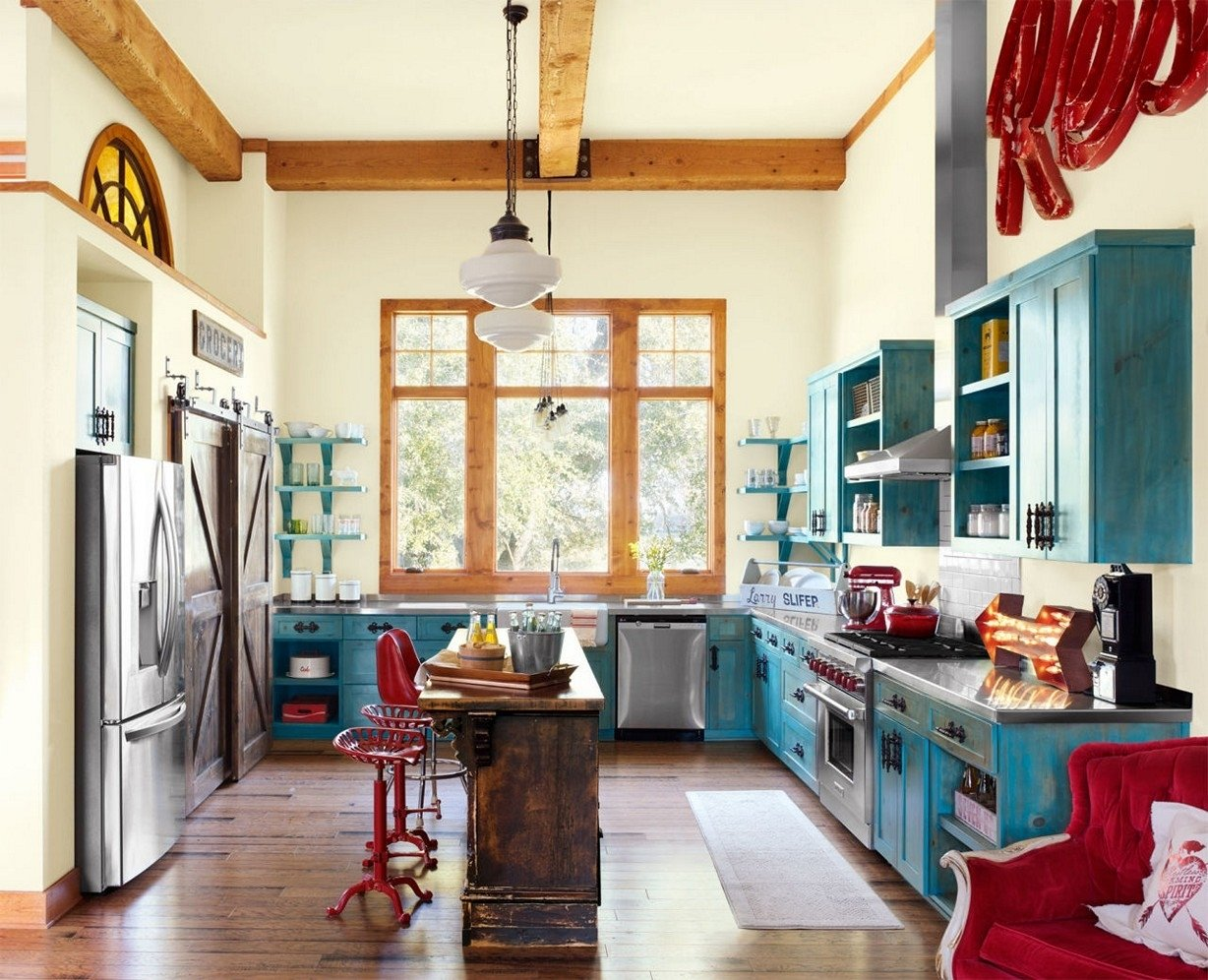 Red And Yellow Kitchen Ideas Trendyexaminer