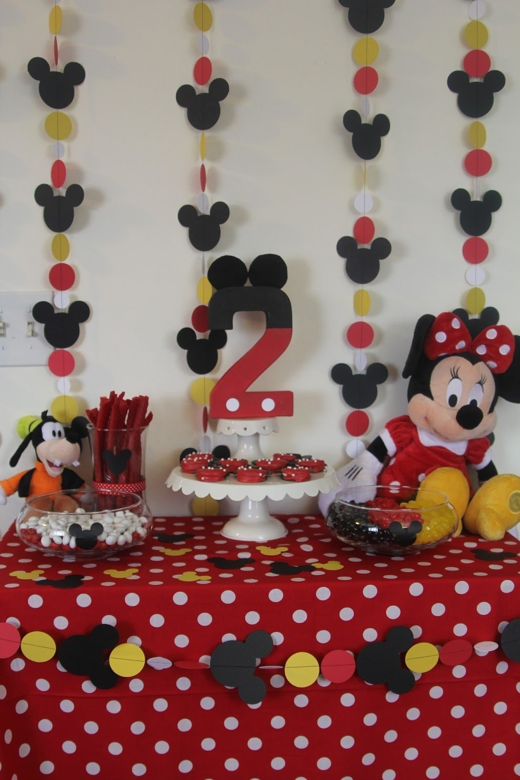 10 Stylish Red Minnie Mouse Party Ideas red and white minnie mouse party decorations prom dresses and beauty 2020