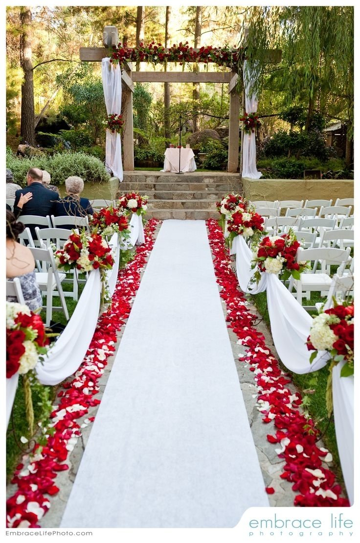 10 Spectacular Red And White Wedding Ideas red and white wedding ideas collections of cakes silver and white 2020