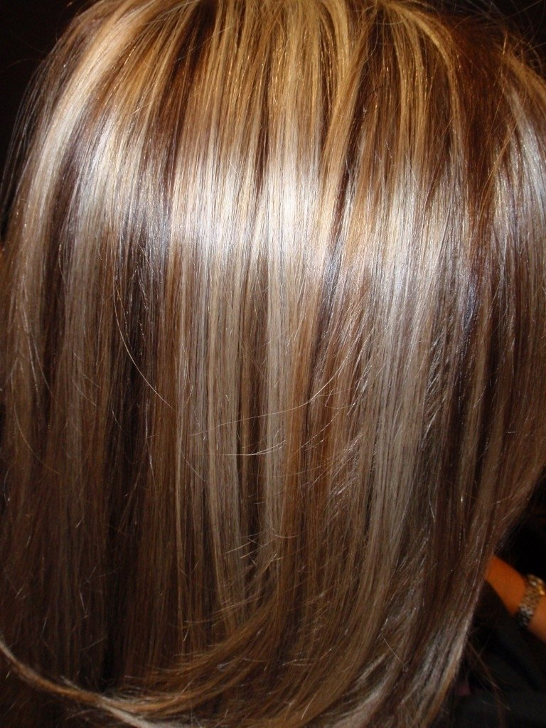 10 Ideal Red Blonde And Brown Hair Color Ideas