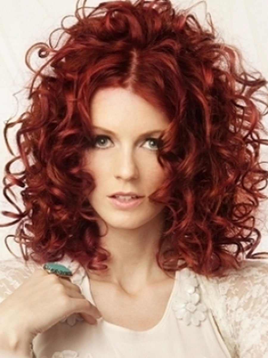 10 Perfect Hair Color Ideas For Brunettes 2013 red hair color ideas fashion trends styles for 2014 1