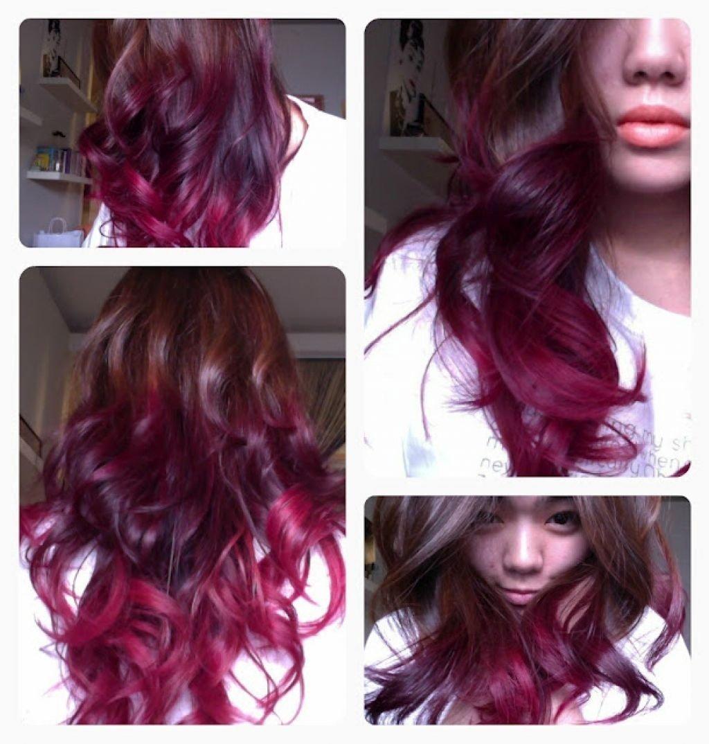 Dark Cherry Red Hair Color Ideas Daily Health