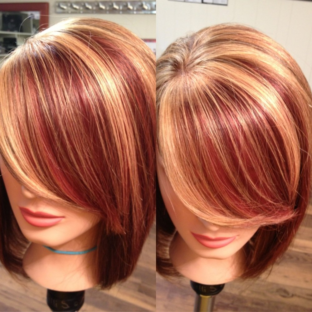 10 Awesome Blonde And Red Hair Ideas