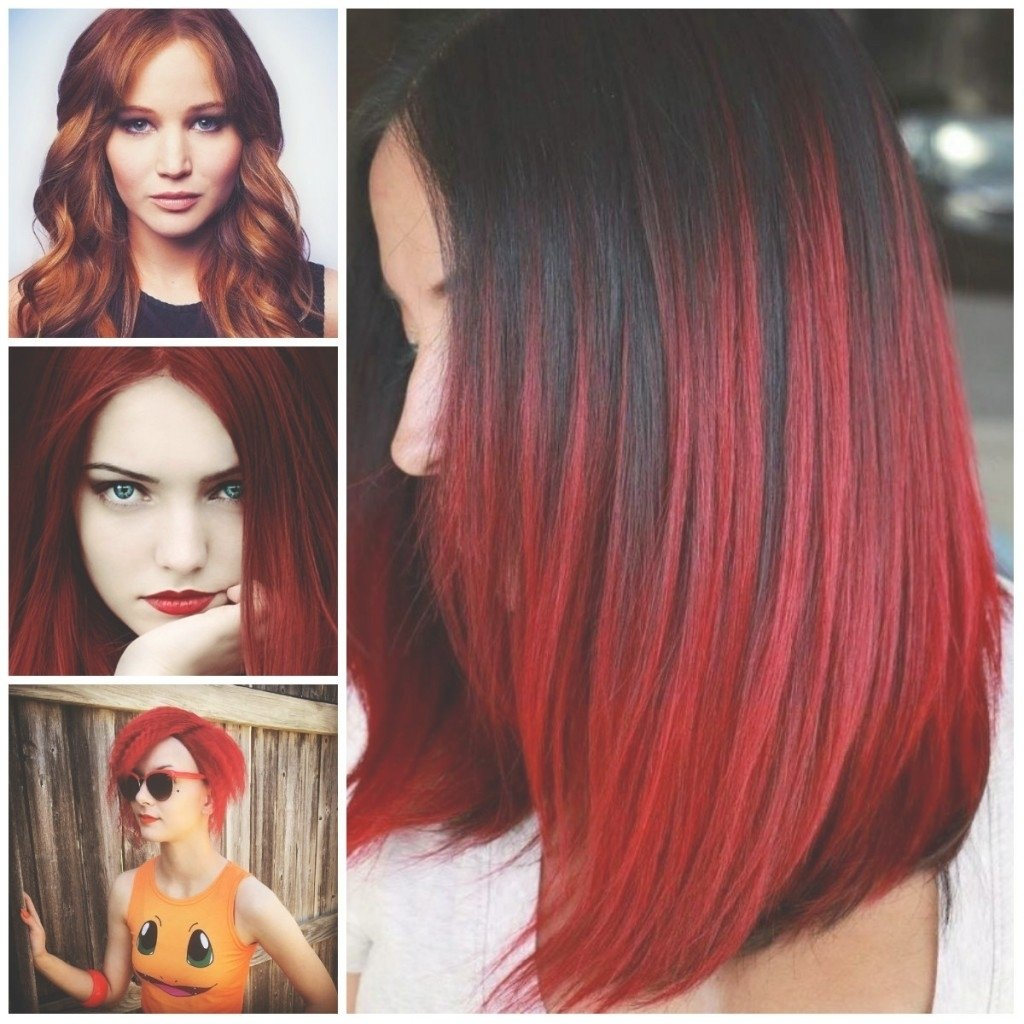 10 Stunning Bright Red Hair Color Ideas
