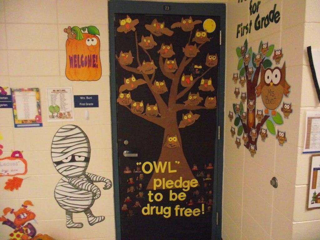 10 Perfect Red Ribbon Week Door Decorating Contest Ideas red ribbon door decorating contest deboto home design red ribbon 2020
