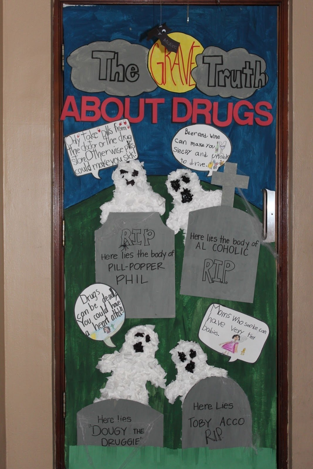 10 Great Red Ribbon Week Bulletin Board Ideas red ribbon poster ideas the exhausted mom 2020