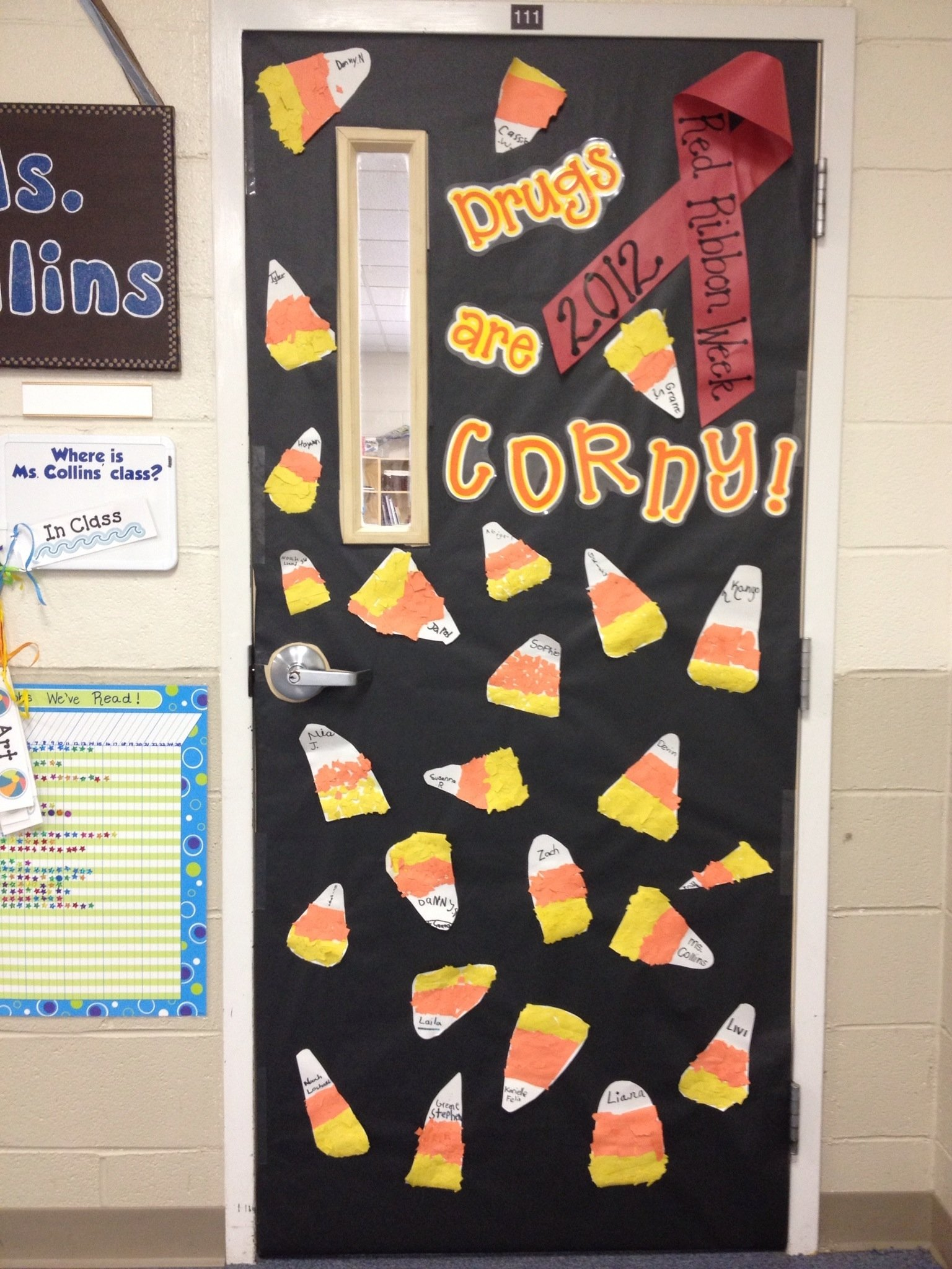 10 Great Red Ribbon Week Door Decorating Ideas red ribbon week classroom door decorating ideas neil mccoy 1 2020