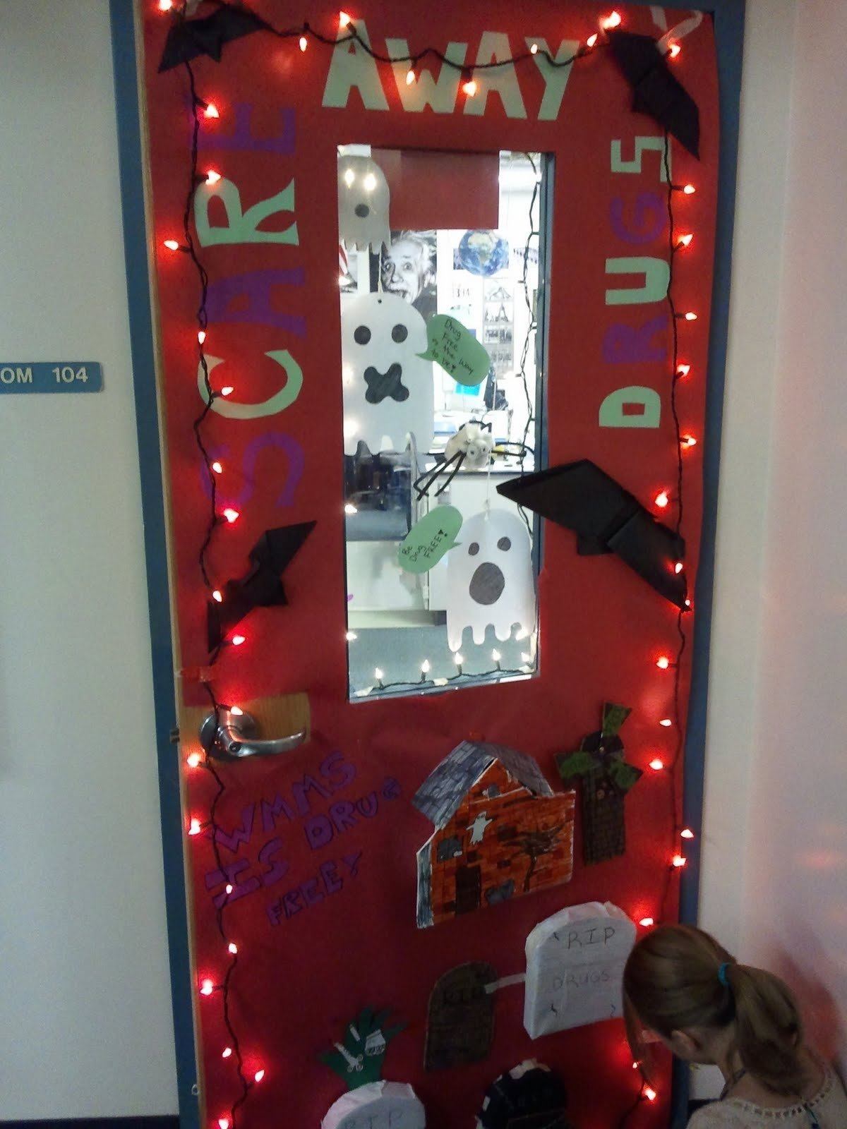 10 Perfect Red Ribbon Week Door Decorating Contest Ideas red ribbon week classroom door decorating ideas neil mccoy 2020
