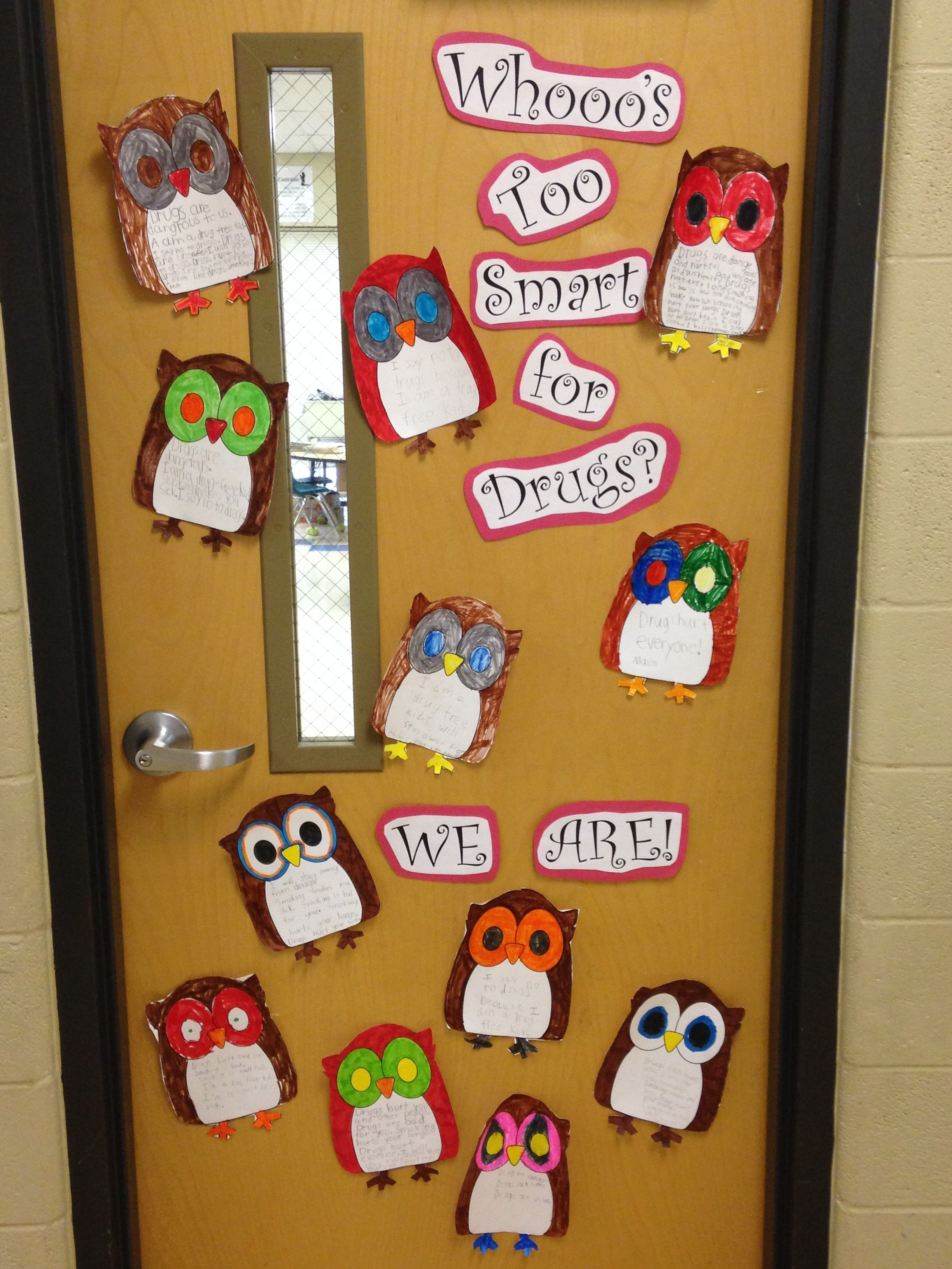 10 Famous Ideas For Red Ribbon Week red ribbon week door decorations saint john vianney catholic school 3 2020