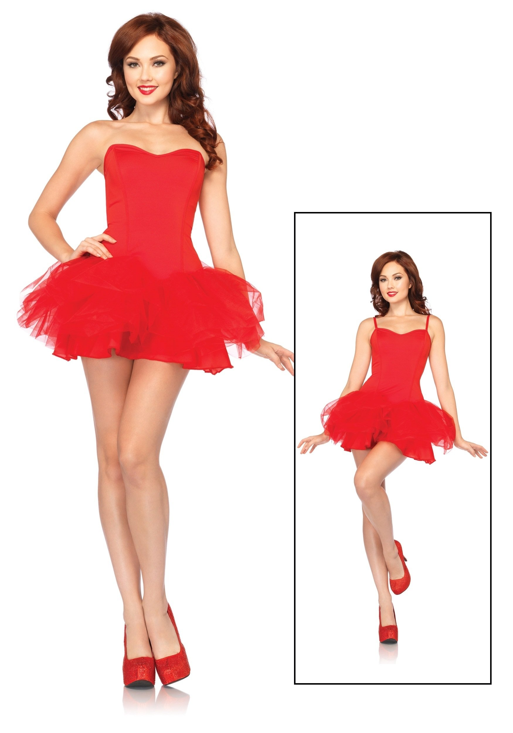10 Gorgeous Red Dress Halloween Costume Ideas red tutu dress halloween costume ideas 2016