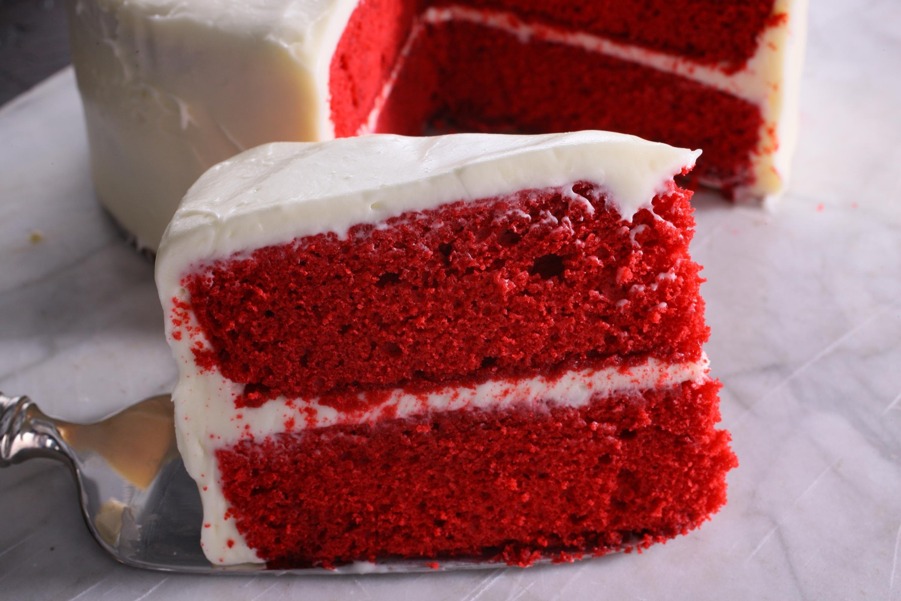 red velvet cake recipe - chowhound