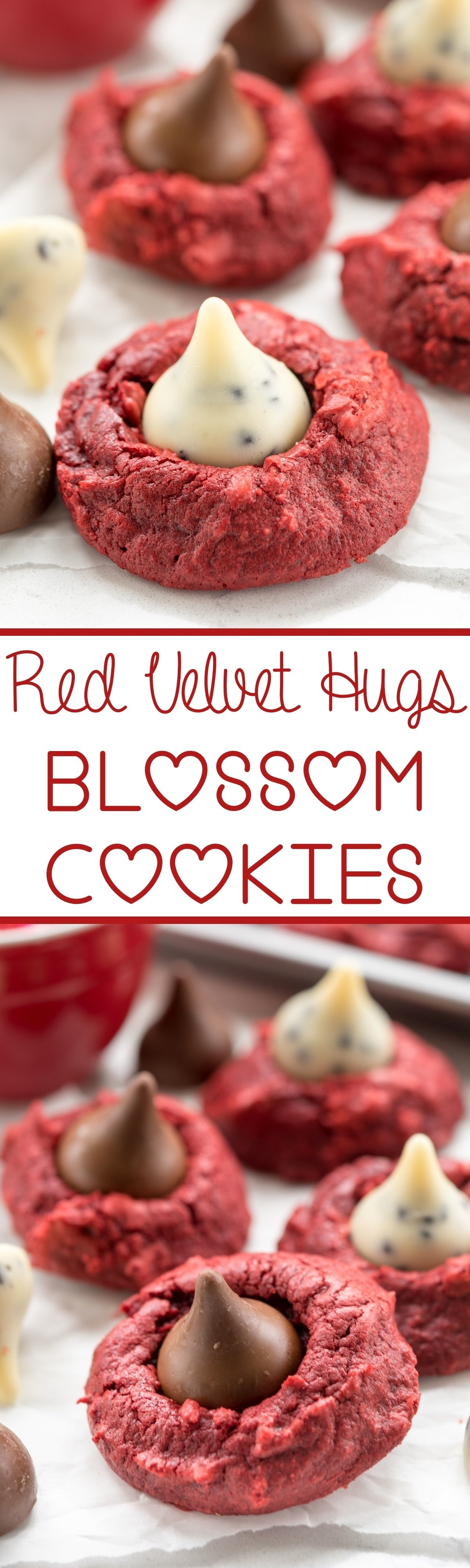 10 Pretty Red Velvet Cake Mix Recipe Ideas red velvet hugs blossom cookies this easy cookie recipe starts 2020