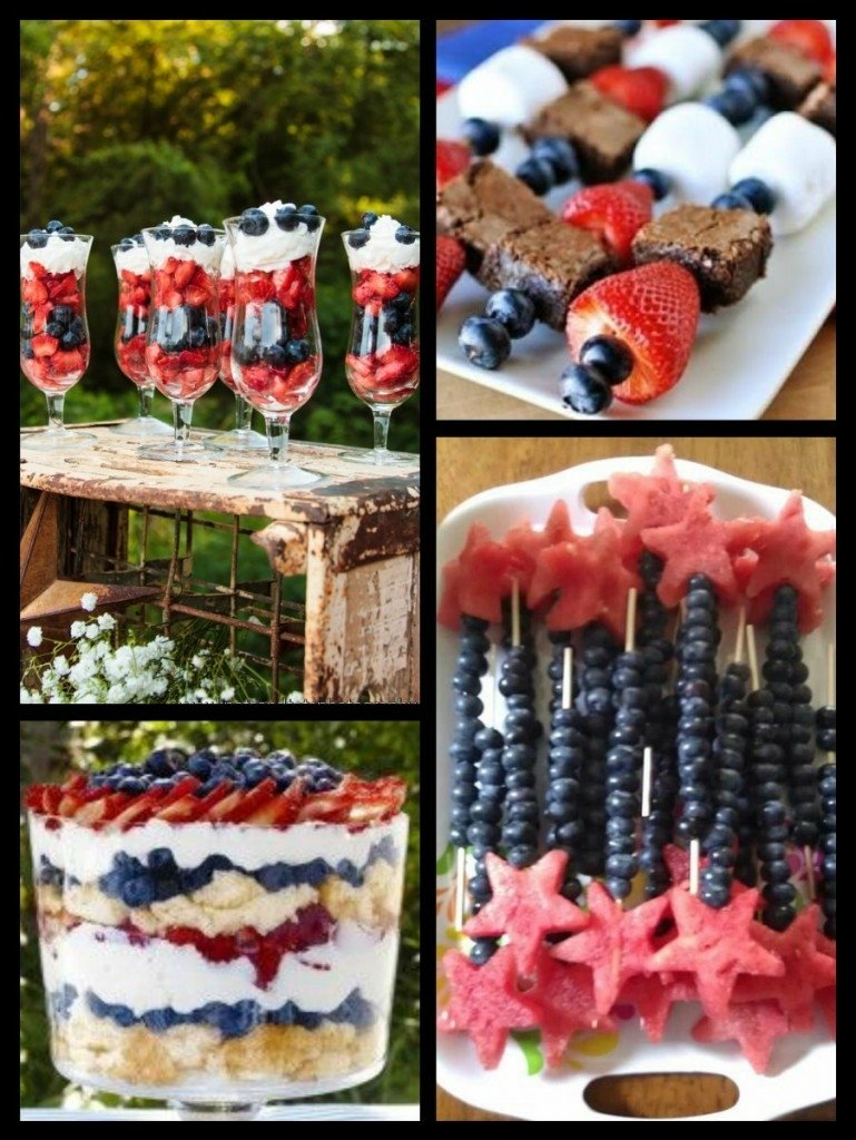 10 Lovely Red White And Blue Wedding Ideas