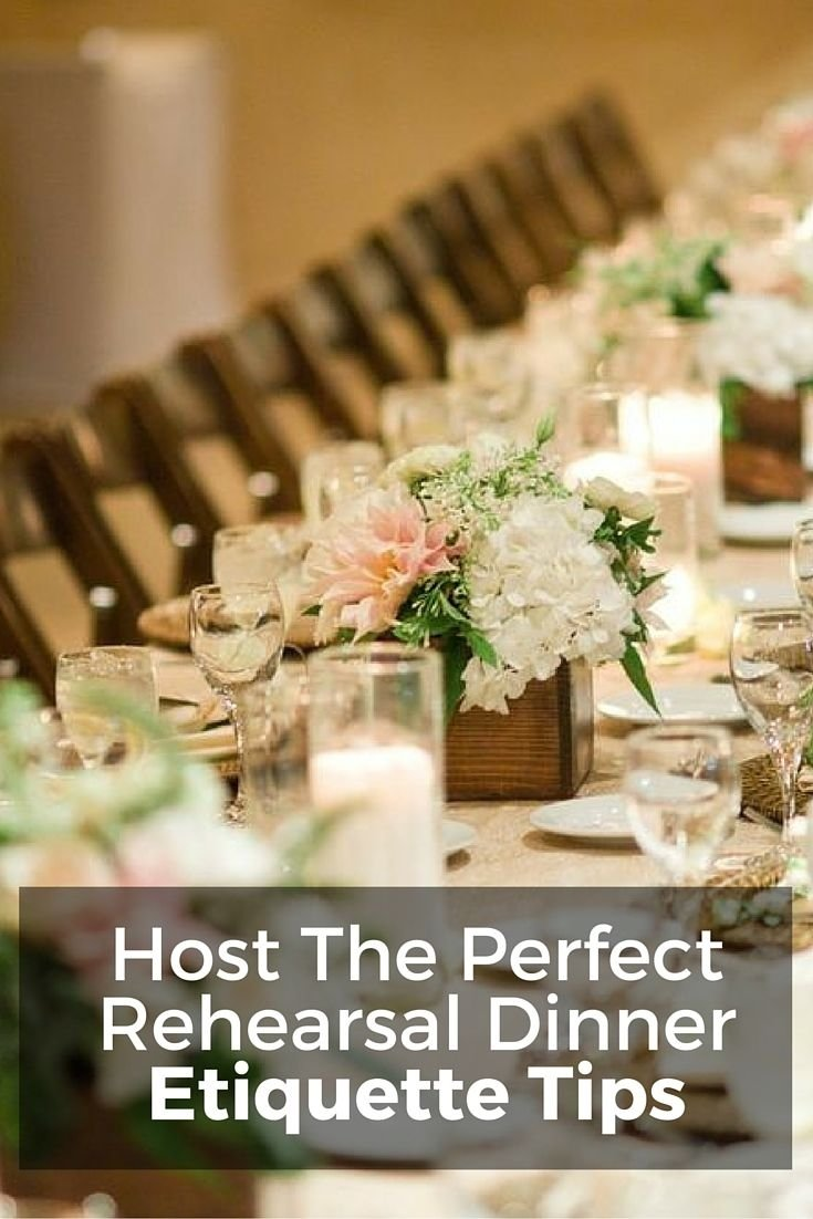 10 Lovely Wedding Rehearsal Dinner Ideas On A Budget rehearsal dinner etiquette wedding etiquette pinterest 2020