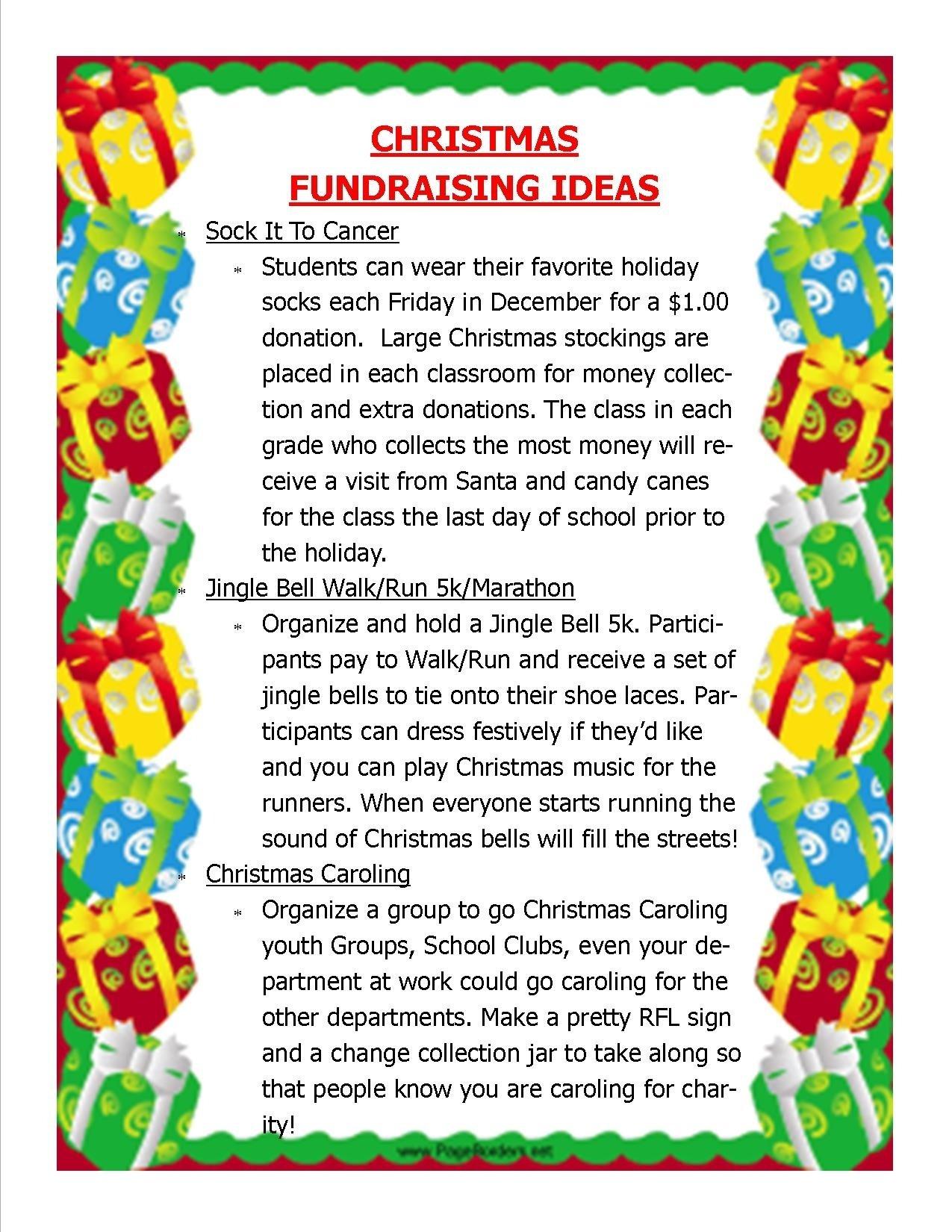 10 Pretty Elementary School Fundraising Ideas That Work relay for life christmas fundraising ideas ccfa take steps 2 2020