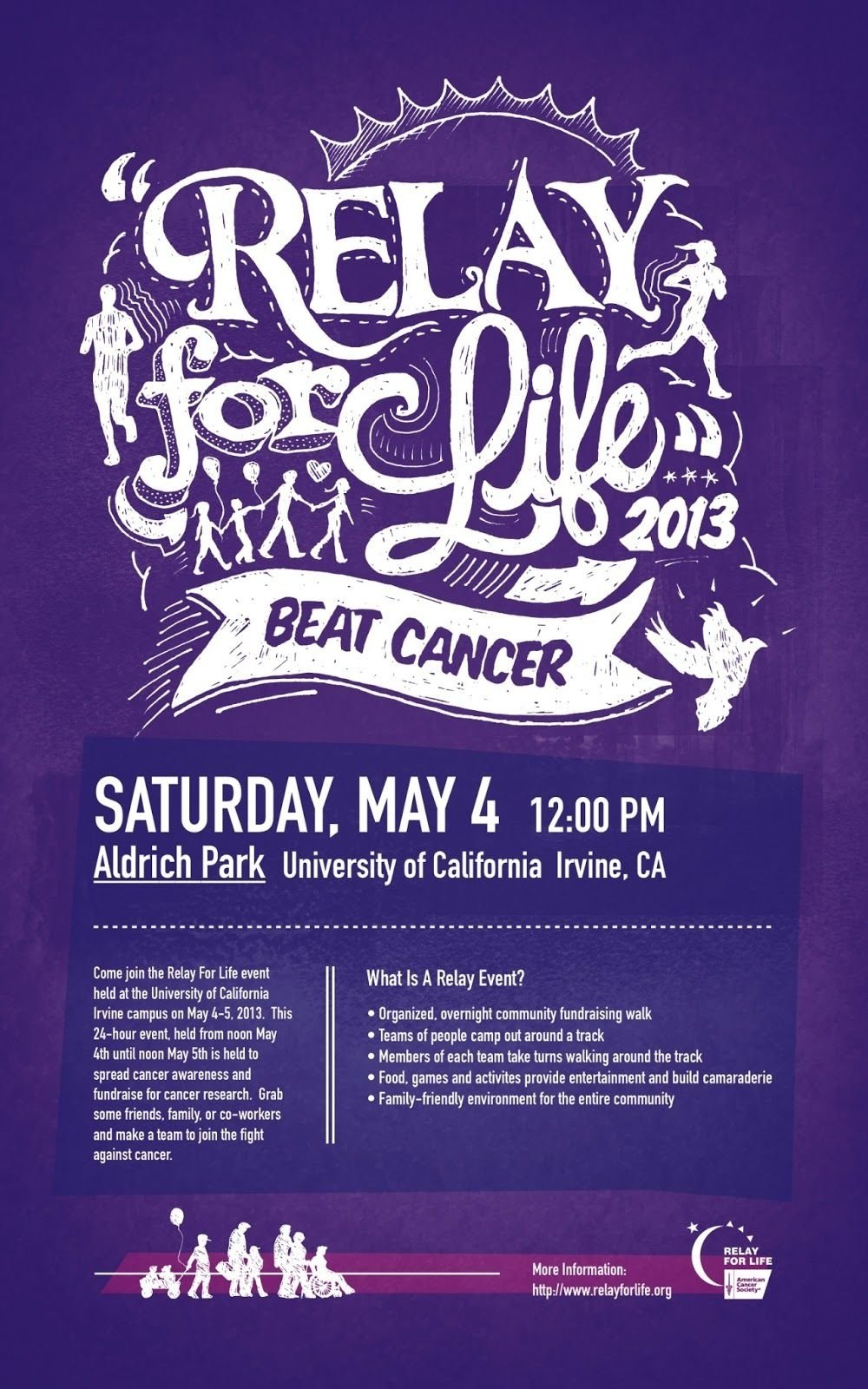 10 Pretty Relay For Life Entertainment Ideas relay for life poster ideas relay for life 2013 relay for life