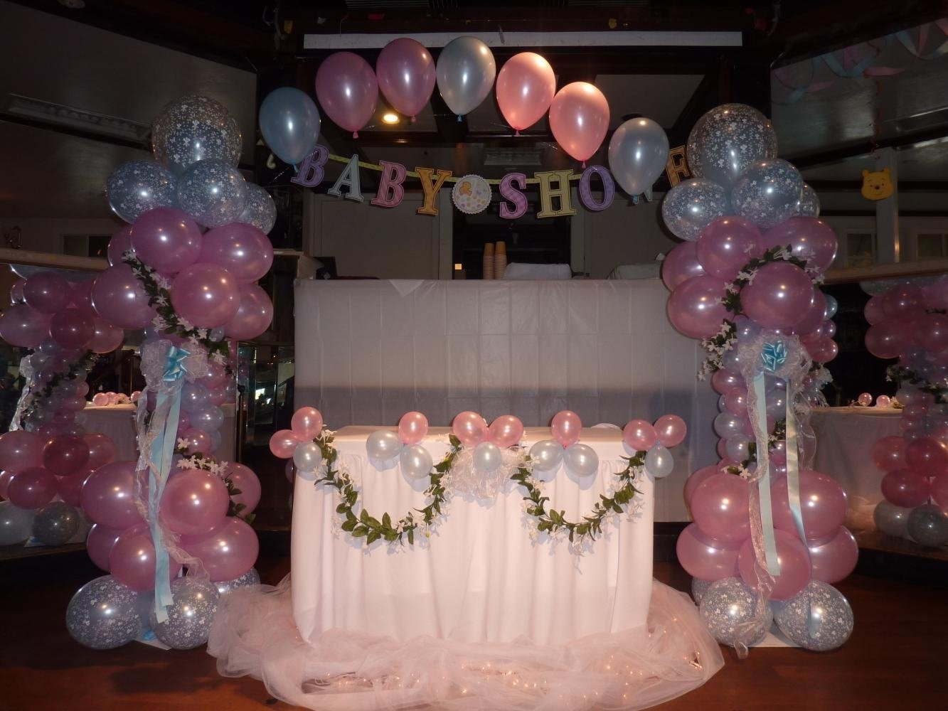 10 Awesome Baby Shower Balloon Decorations Ideas remarkable party balloons decorations for enthralling baby shower 2020