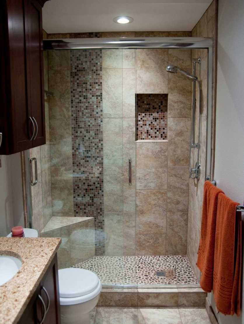 10 Nice Remodeling Bathroom Ideas For Small Bathrooms %name 2020