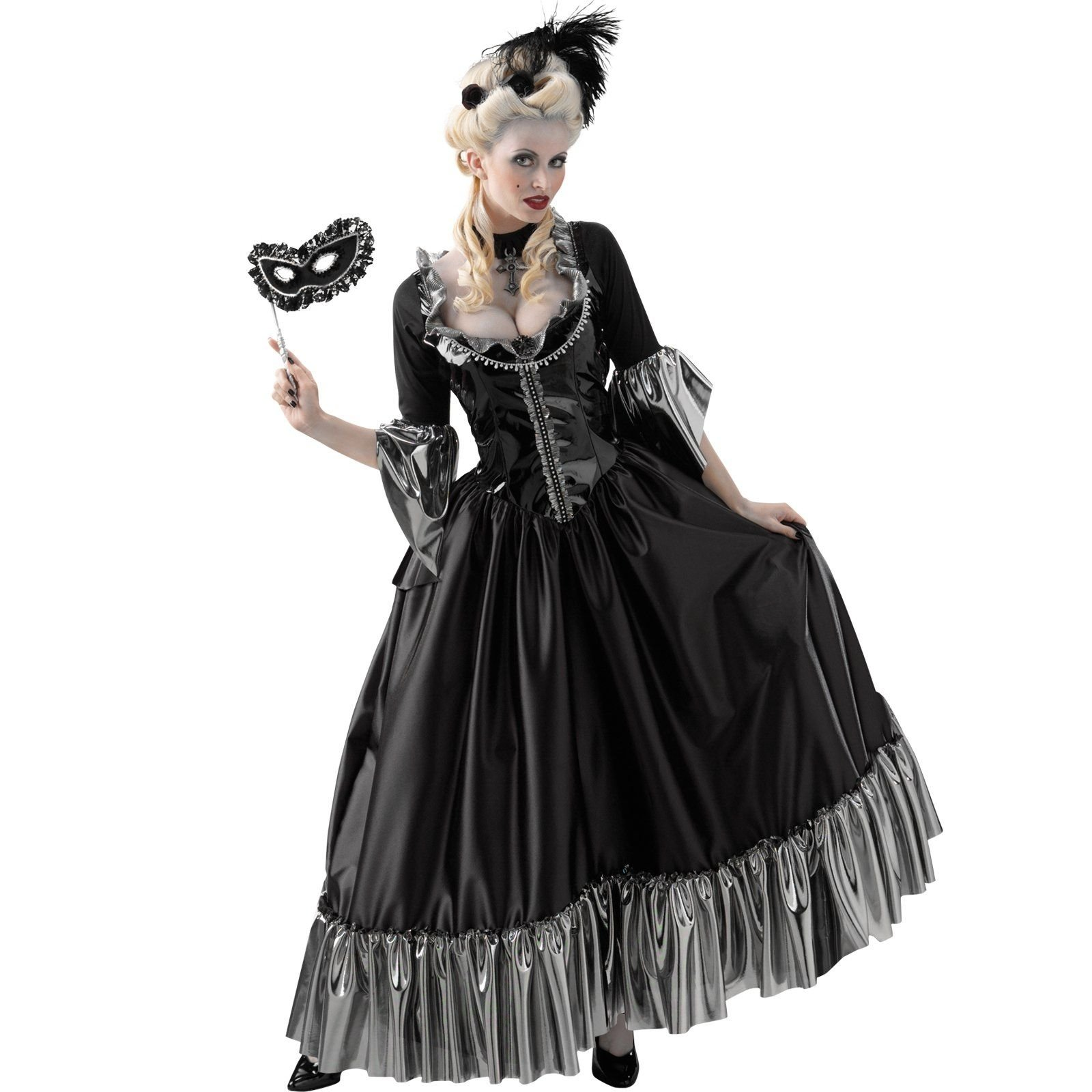 10 Lovable Masquerade Costume Ideas For Women renaissance princess womens dress costume masquerades masquerade 2021