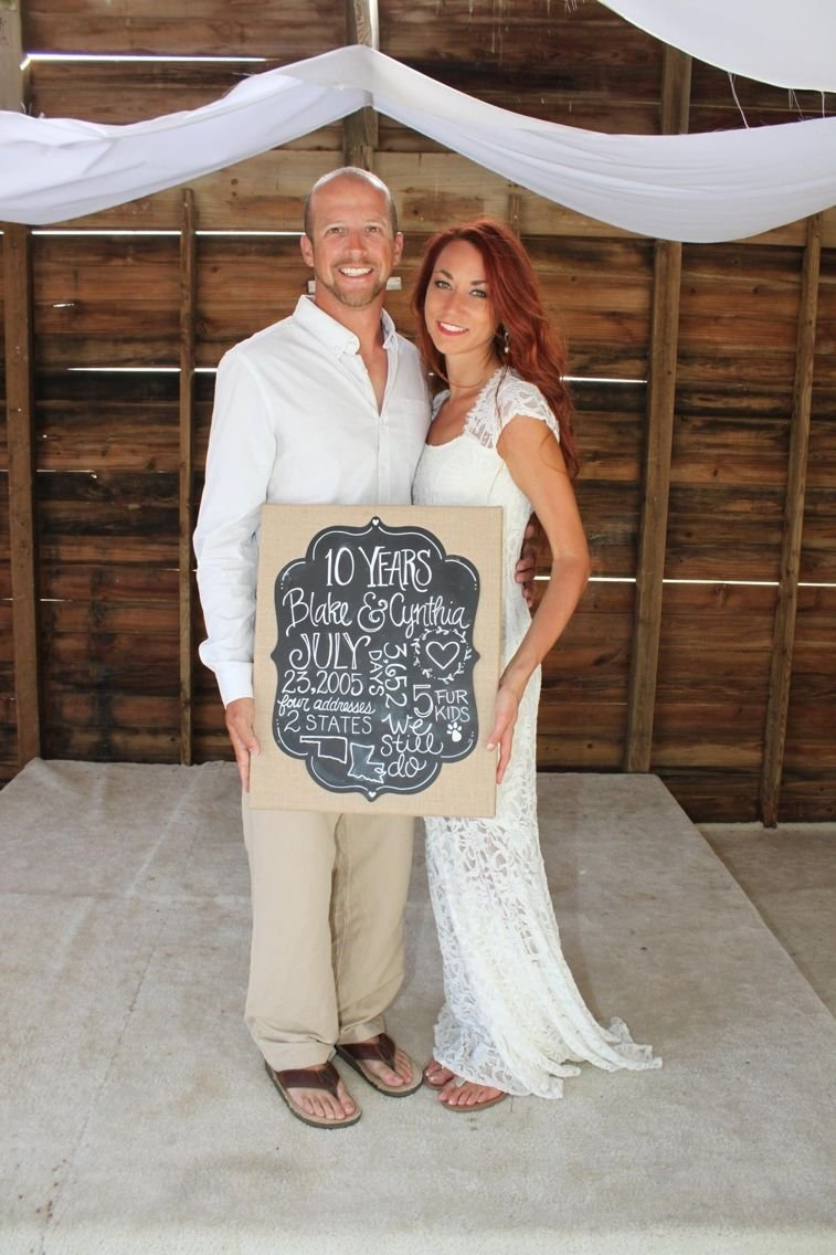 10 Nice Vow Renewal Ideas 10 Years renewing wedding vows anniversaries 10 years and wedding vows 2020