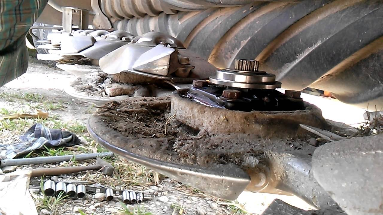 repairing hay mower - youtube