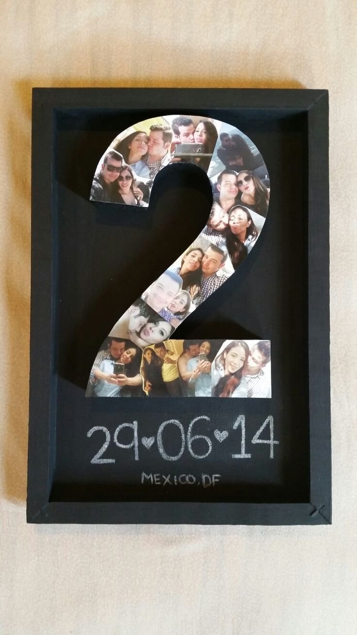 10 Most Popular 2 Year Anniversary Gift Ideas For Boyfriend Resultado De Imagen Para Birthday