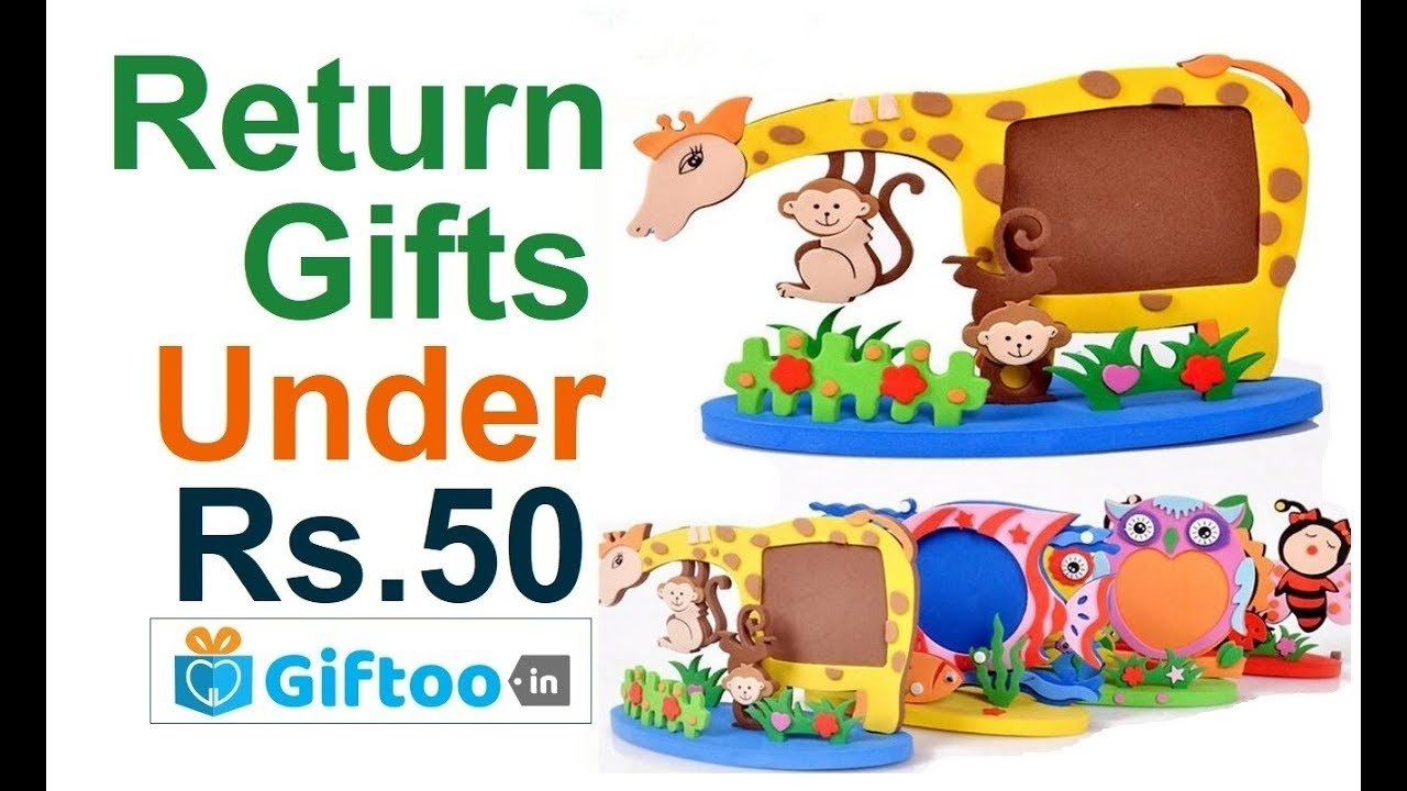 10 Lovely Return Gift Ideas For Kids return gifts ideas under rs 50 for kids birthday party shop from 2020