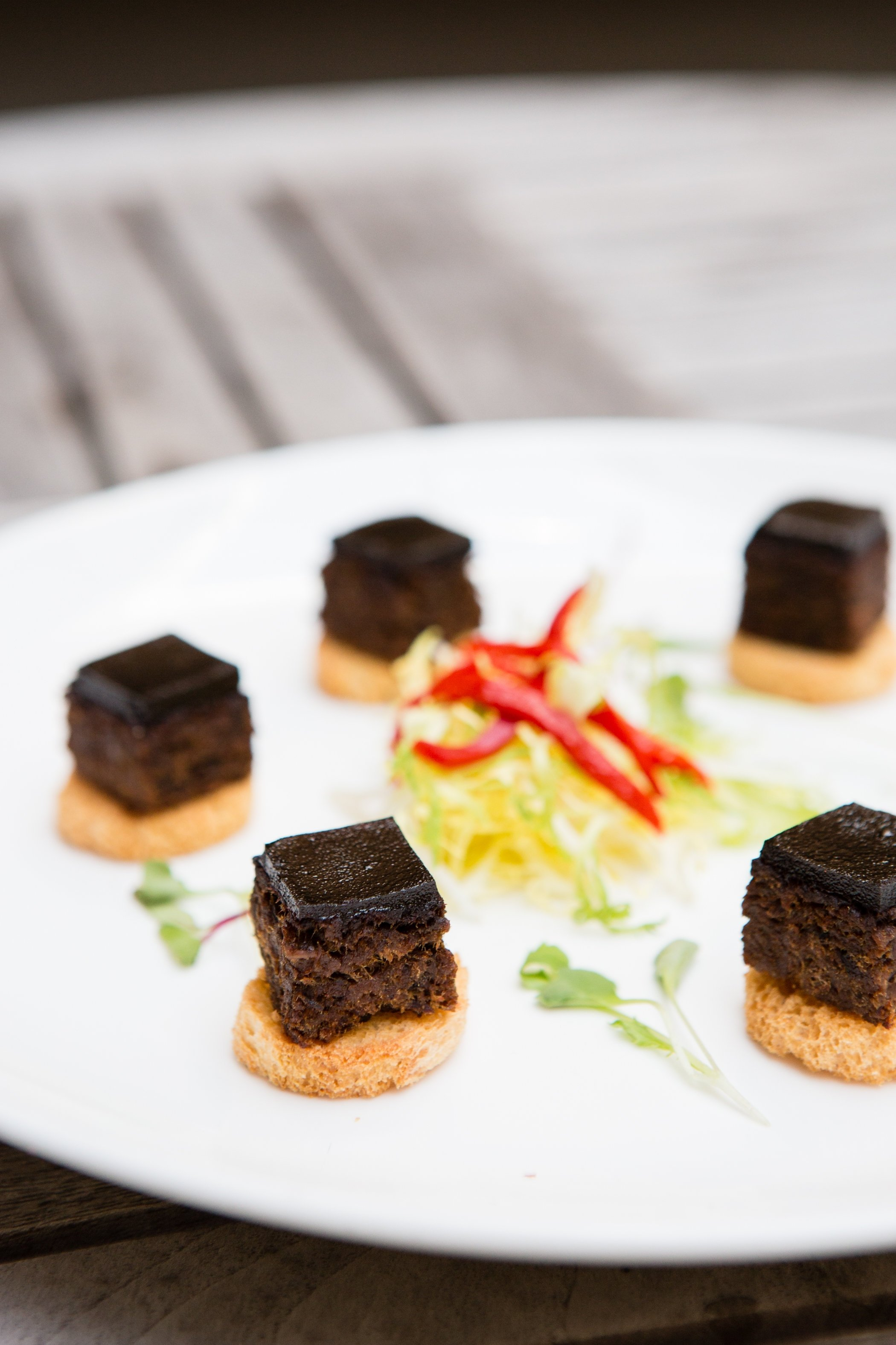10 Nice Passed Hors D Oeuvres Ideas rh passed hors doeuvres grilled short rib with sweet soy photo 2021