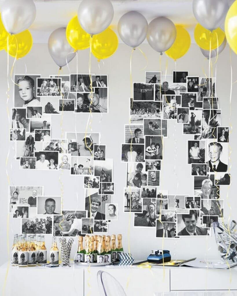 ridiculously easy 50th birthday party ideas that don't feel old