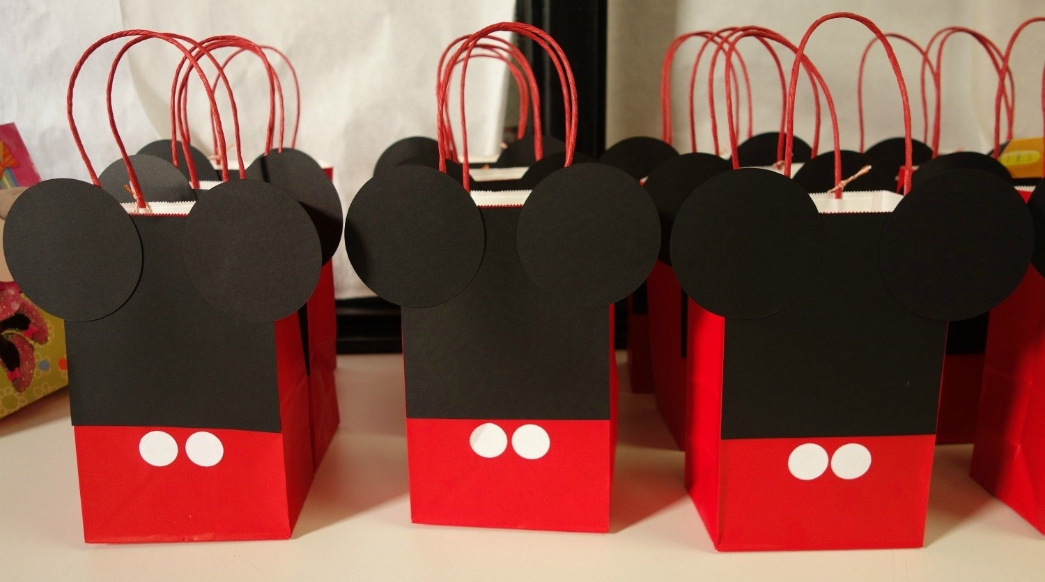 10 Attractive Mickey Mouse Goody Bag Ideas rileys 2nd birthday party the kim chronicles 2020