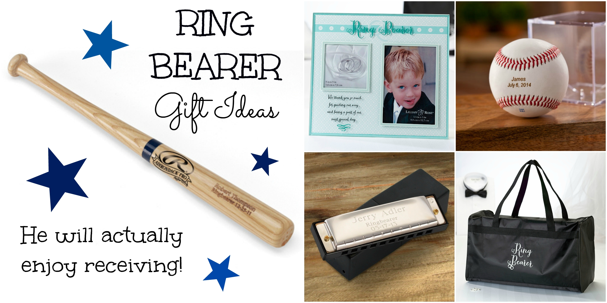 ring bearer gift ideas | wedding favors unlimited bridal planning