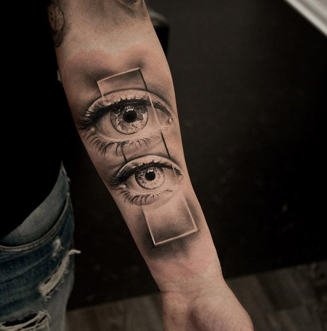 10 Unique Forearm Tattoos Ideas For Men robot forearm mens biomechanical piece best tattoo design ideas