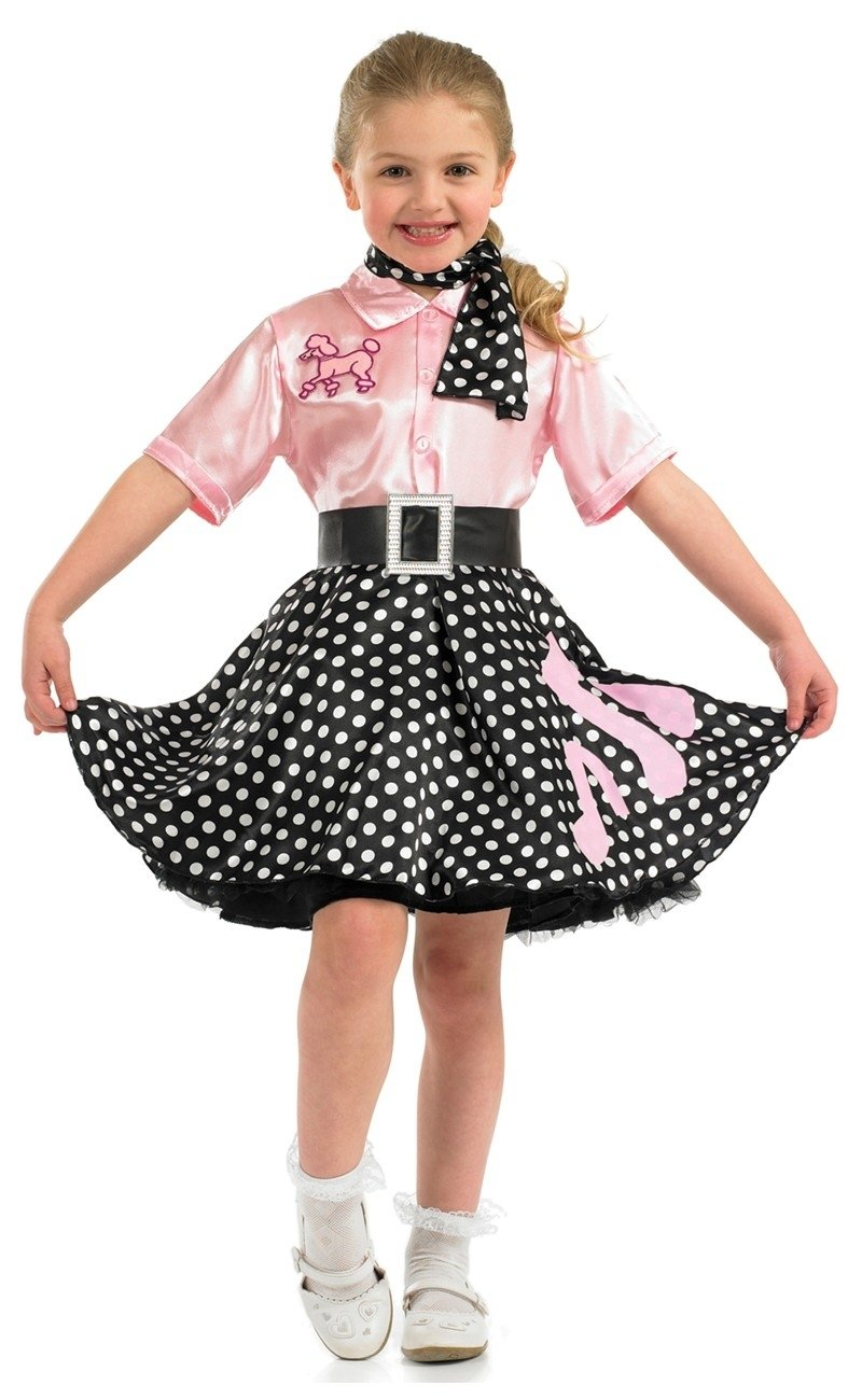 rock n roll girl costume | costumes | pinterest | rock