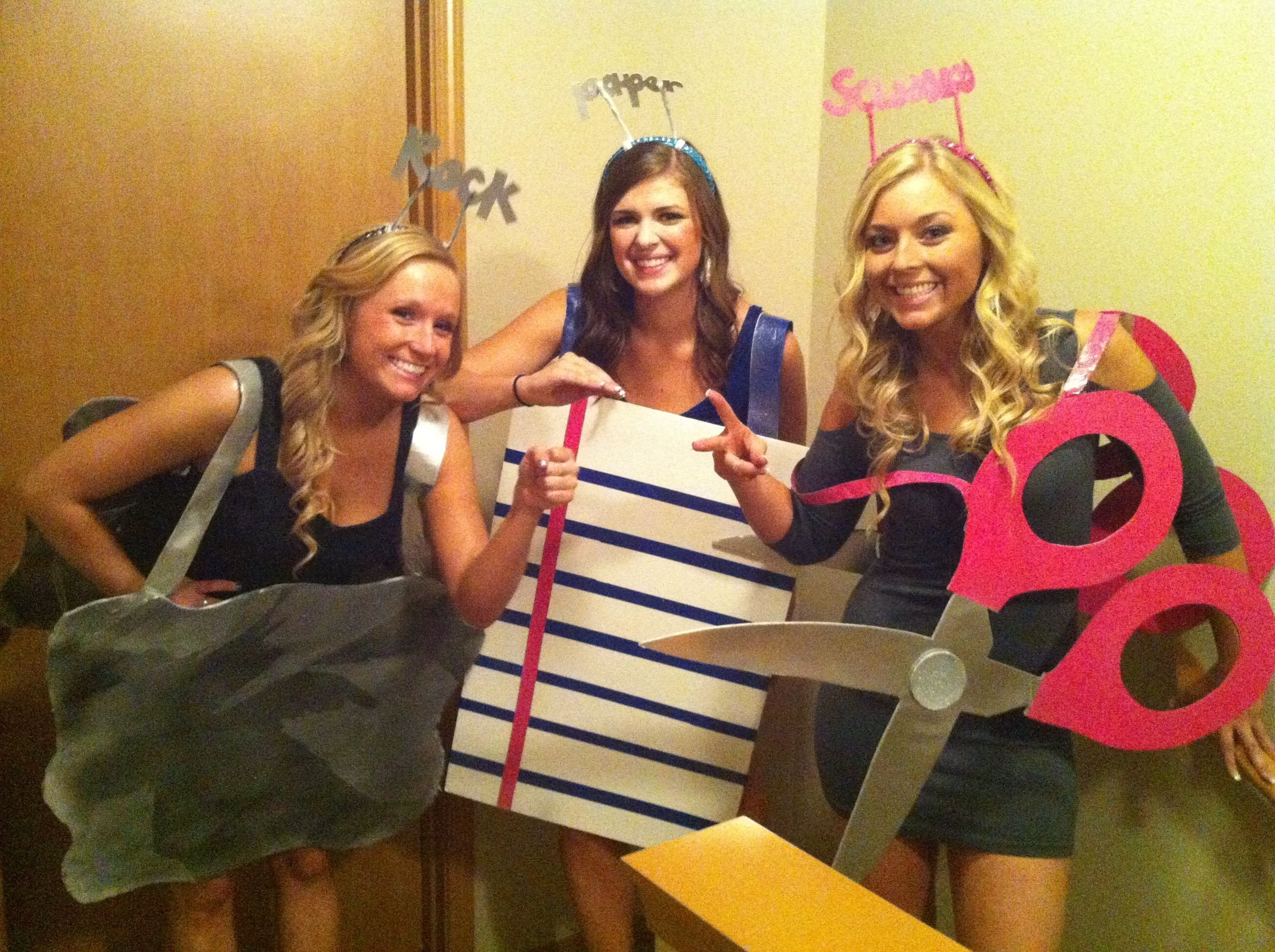 10 Trendy Rock Paper Scissors Costume Ideas rock paper scissors halloween costume crafts pinterest 2021