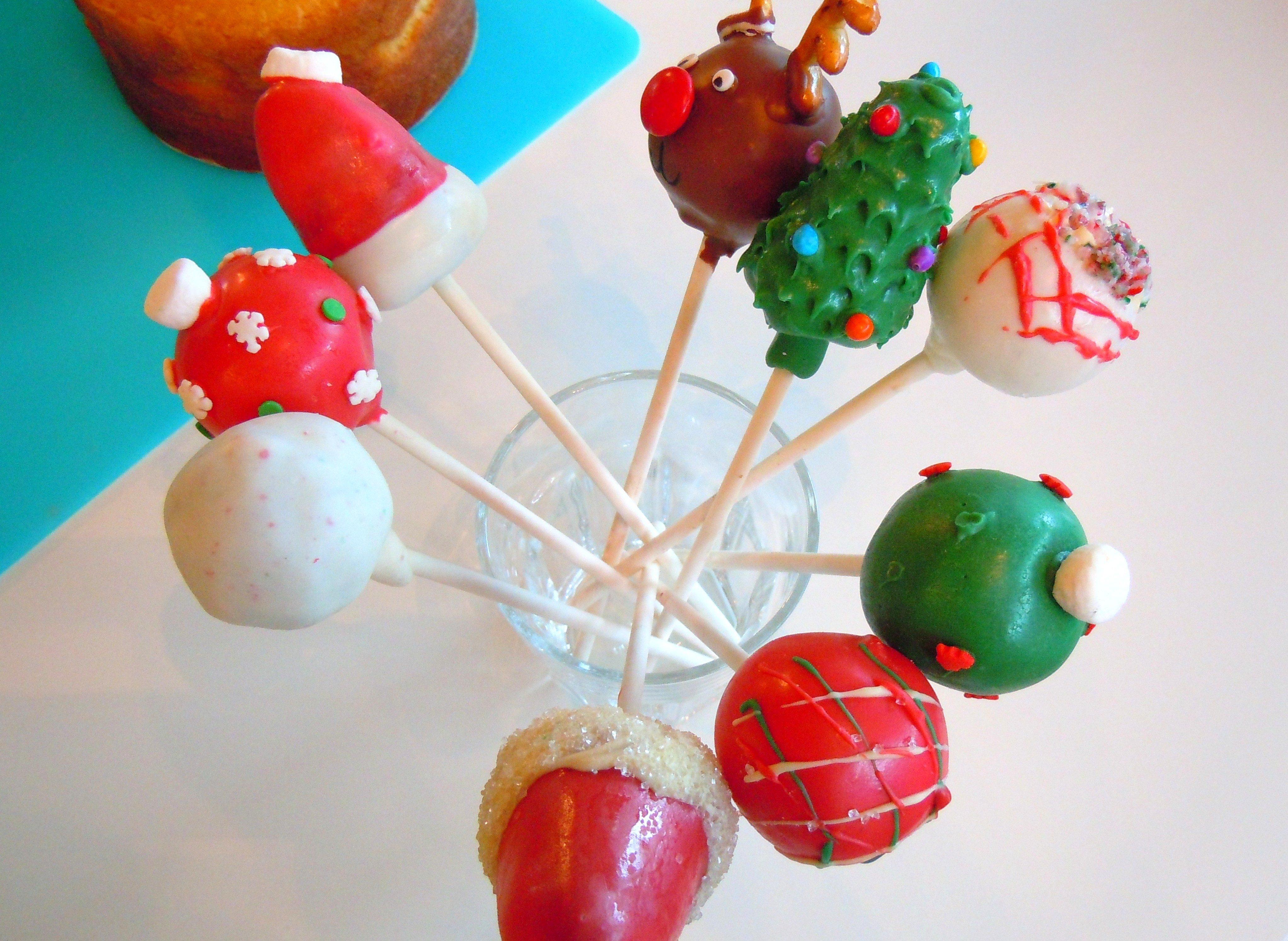 10 Elegant Cake Pop Ideas For Christmas rockin around the cake pop tree have a happy holiday christmas 2020