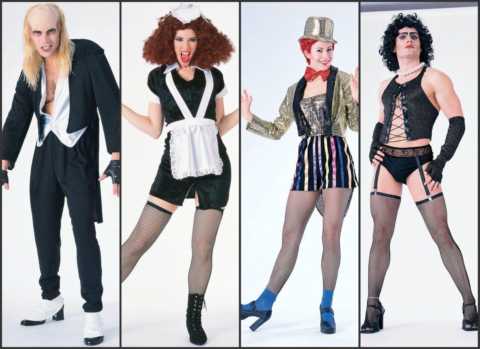 10 Stylish Rocky Horror Picture Show Costume Ideas rocky horror show costume frank n furter columbia magenta riff raff 2021