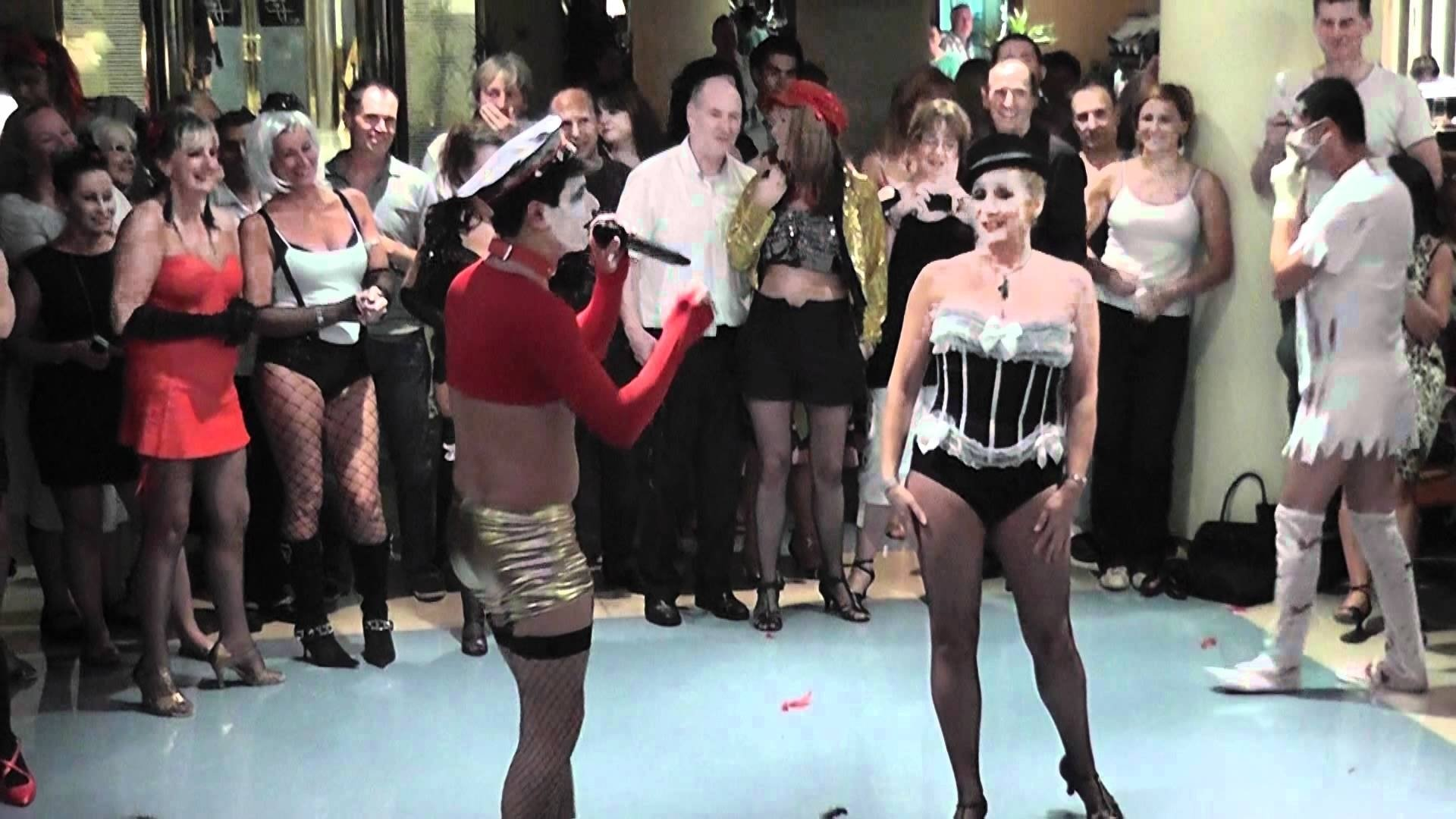 10 Stylish Rocky Horror Picture Show Costume Ideas rocky horror show the ladies fancy dress at majorca 2011 youtube 2021