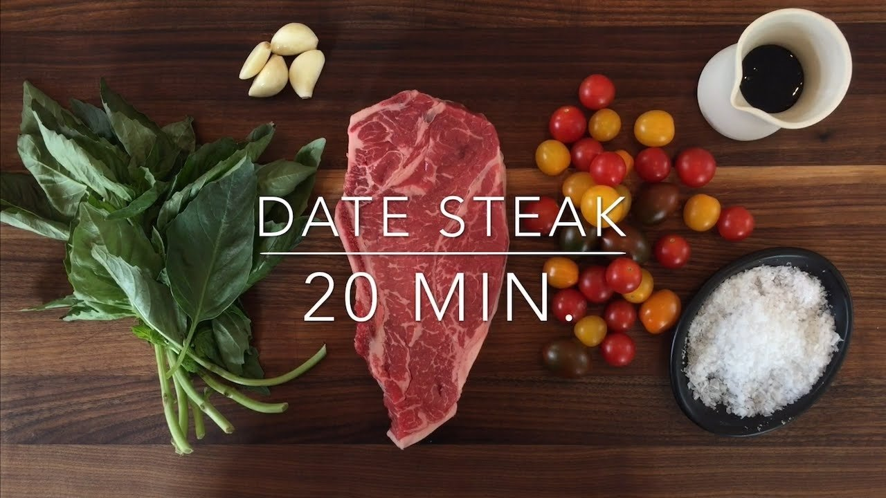 10 Wonderful Romantic Dinner For Two Ideas romantic date night steak dinner for two recipe ready in 20 minutes 2020