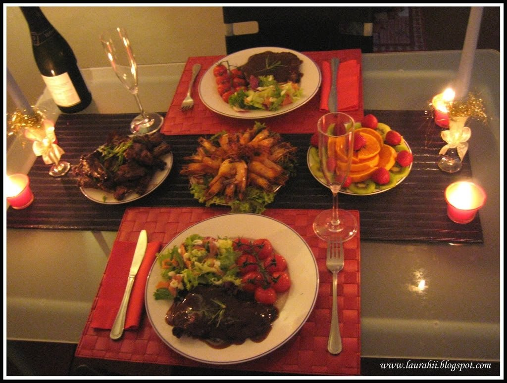 romantic dinner ideas at home | home design ideas