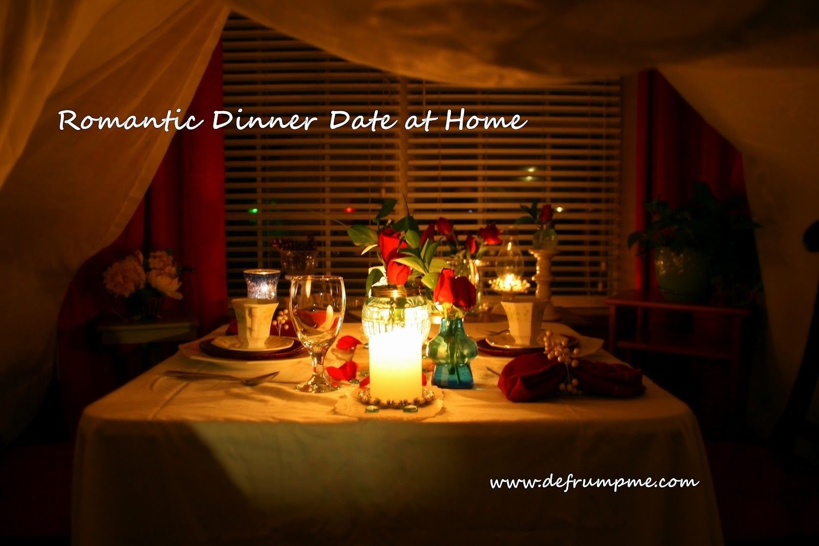 10 Unique Romantic At Home Date Ideas romantic home date google search romance pinterest romantic