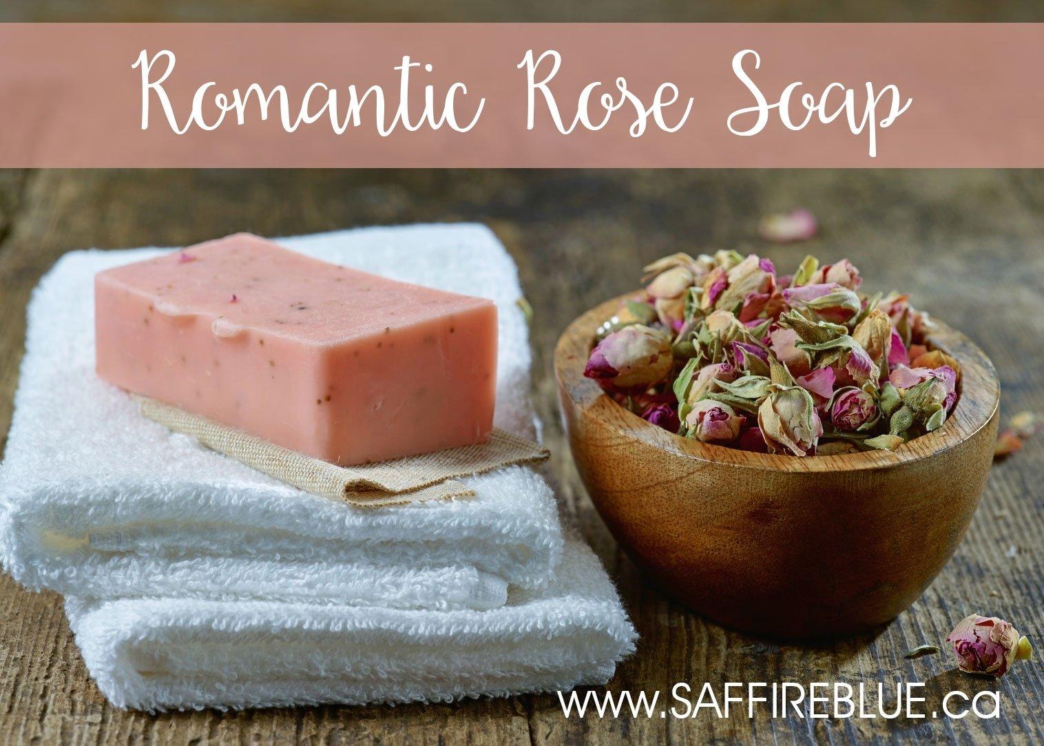 10 Nice Melt And Pour Soap Ideas romantic rose melt pour soap saffire blue inc 2021