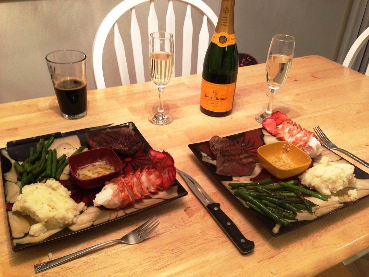 10 Unique Anniversary Dinner Ideas At Home romantic valentines day dinner at home real house design 4 2020