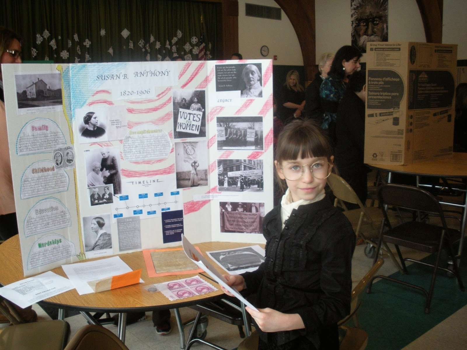 10 Great Susan B Anthony Costume Ideas room 205 march 2014 2020