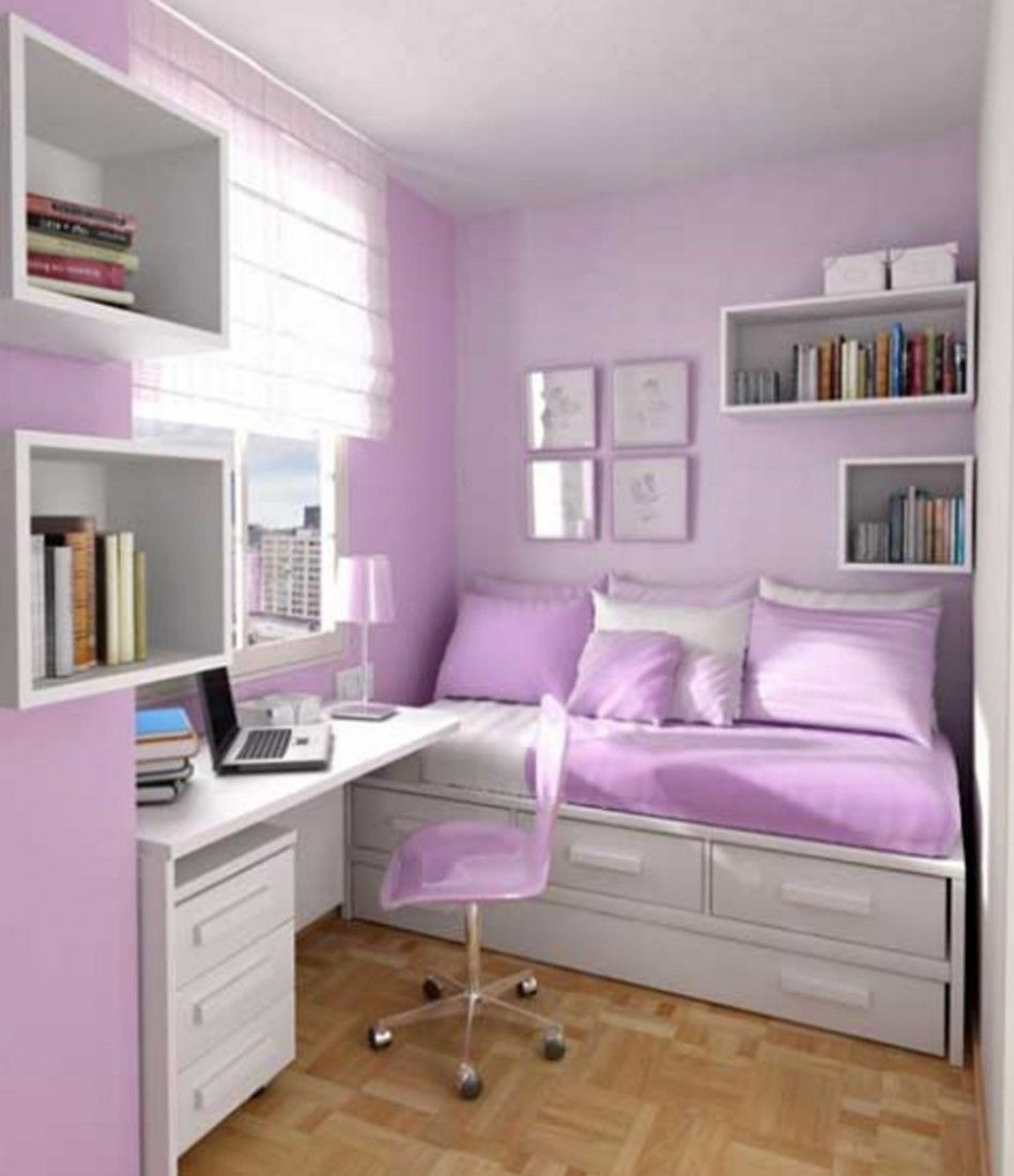 room decorating ideas for teenage girls: 10 purple teen girls