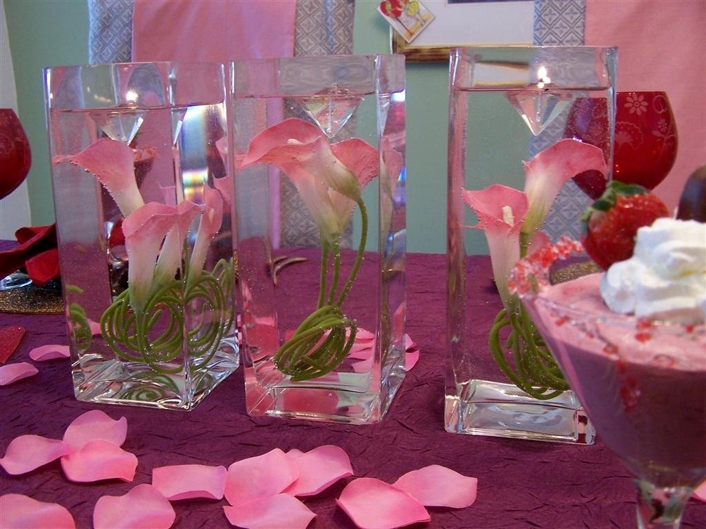 10 Most Recommended Vase Decoration Ideas Table Centerpieces rose in water glass centerpieces watered glass centerpiece also 2020